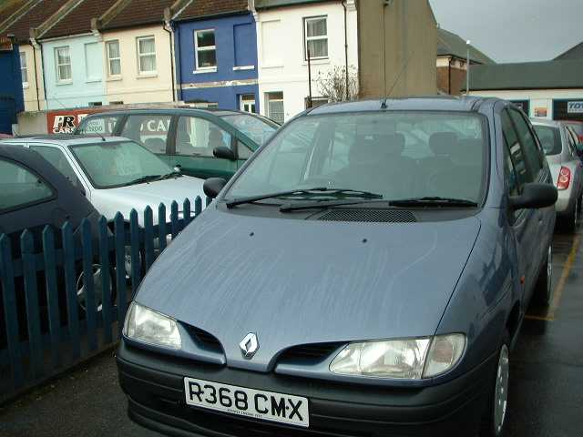 Renault Scenic Rt 5 Door Auto At Pr Cars 27 31 Lyndhurst